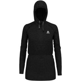 Odlo Irbis Warm Koszulka do biegania z długim rękawem Kobiety czarny